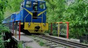 Kyiv children's railway